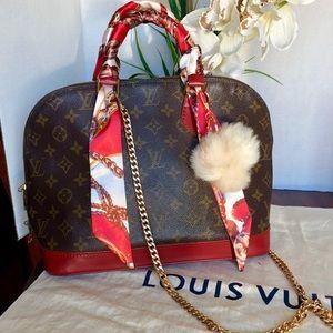 Luis Vuitton alma